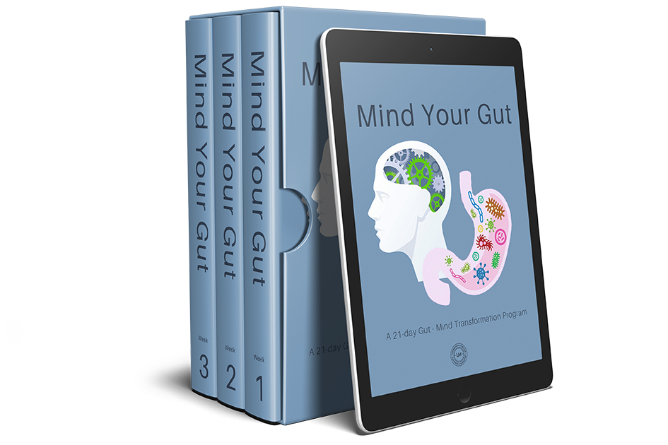 Mind Your Gut Book